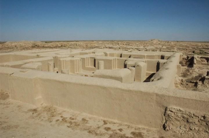 Ruins at Gonur