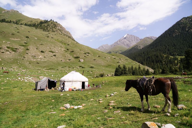Scythians: Steppe life in modern Mongolia would be easily recognizable to a person of 3,000 years ago.