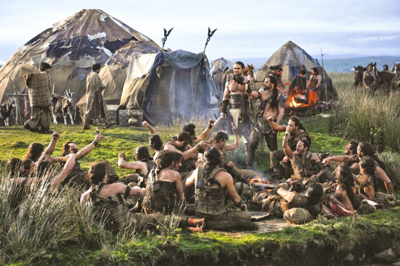 """Scythians: For a reasonably close modern approximation of the Scythians, look no further than the Dothraki from """"Game of Thrones."""""""