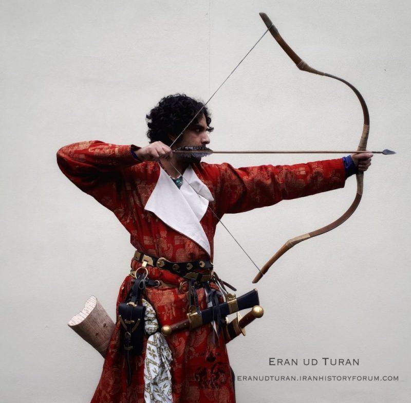 A Sogdian archer