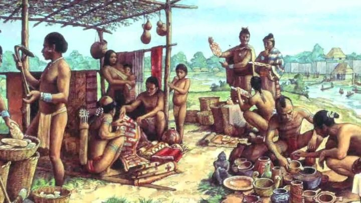 A Mississippian copper workshop in the city of Cahokia