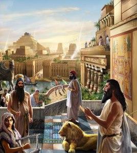 The city of Nineveh at its peak