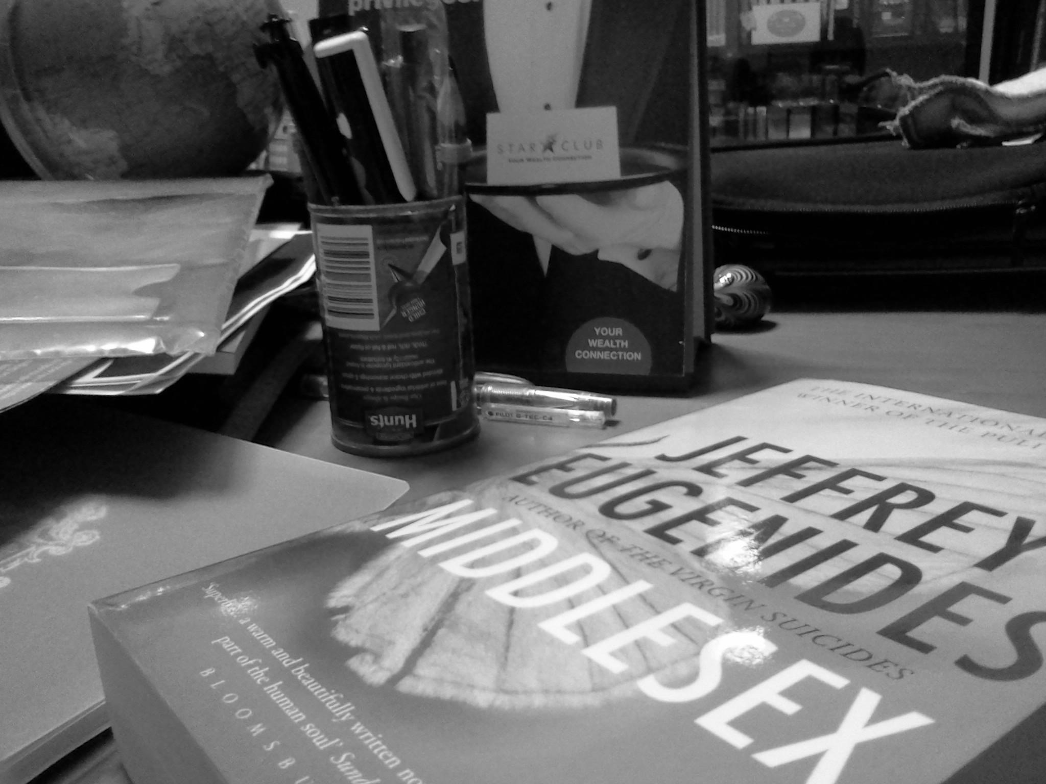 Book Recommendation Middleby Jeffrey Eugenides