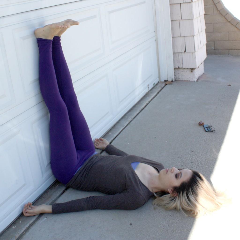 Yoga for Anxiety  Depression 10 Savasana and Legs Up
