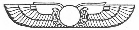 Winged Disc 1