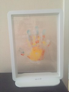 family touch baby art