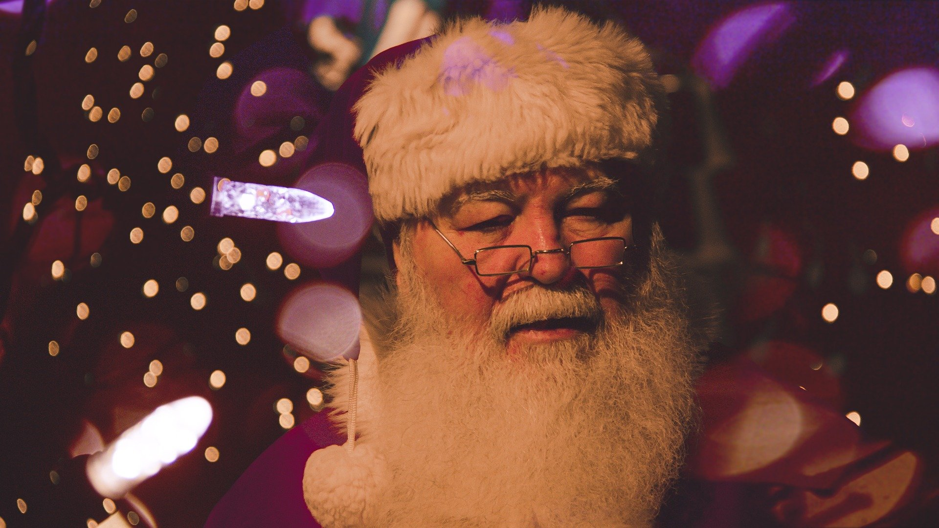 father christmas in chester