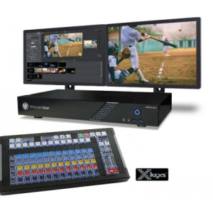 TELESTREAM WIRECAST GEAR 230 WITH FREE XKEYS CONTROLLER