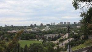 Edmonton City View