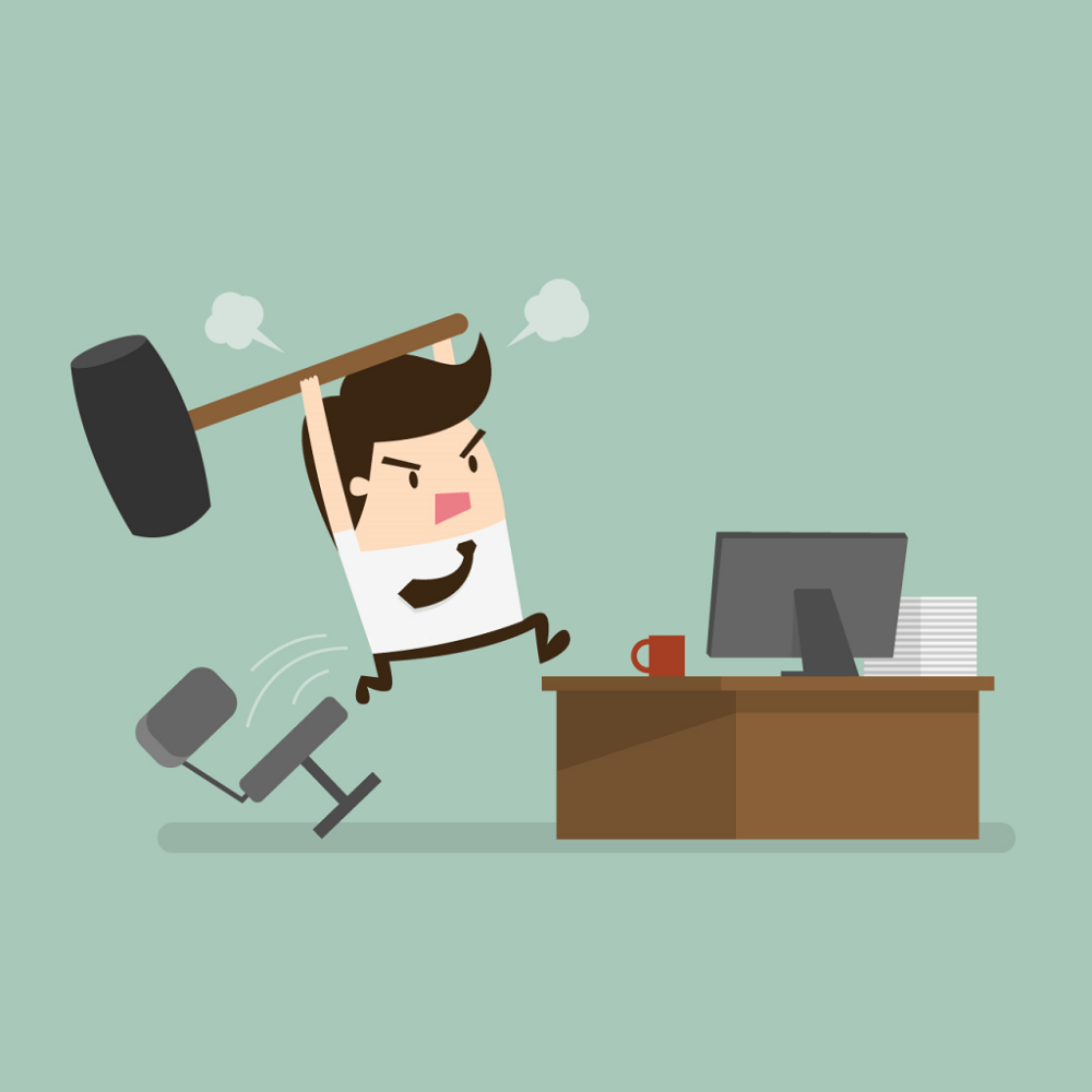 Work Stress: Is It Killing Your Joy?