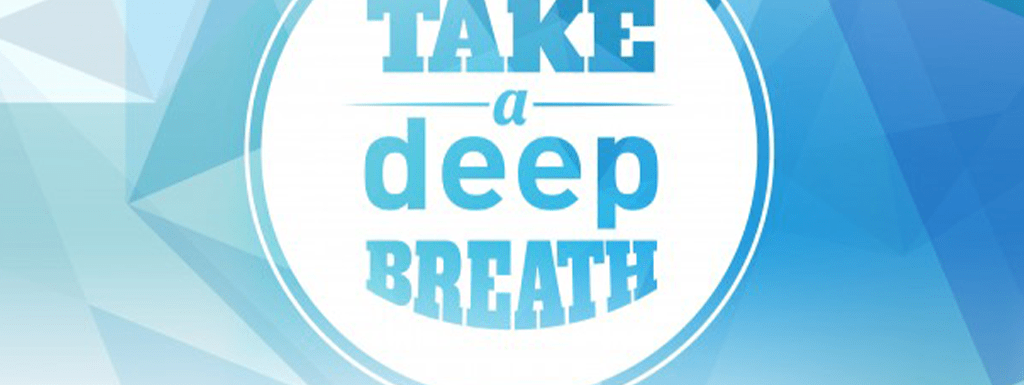 The Breath Is Your Body's Natural Stress Reliever