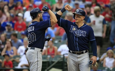 rays getty images