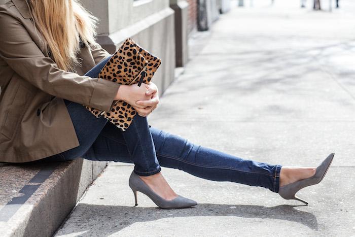 clare v leopard clutch 2