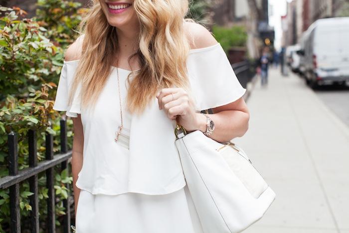 cold shoulder dress topshop2