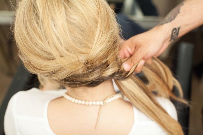 fishtail braid tutorial 18
