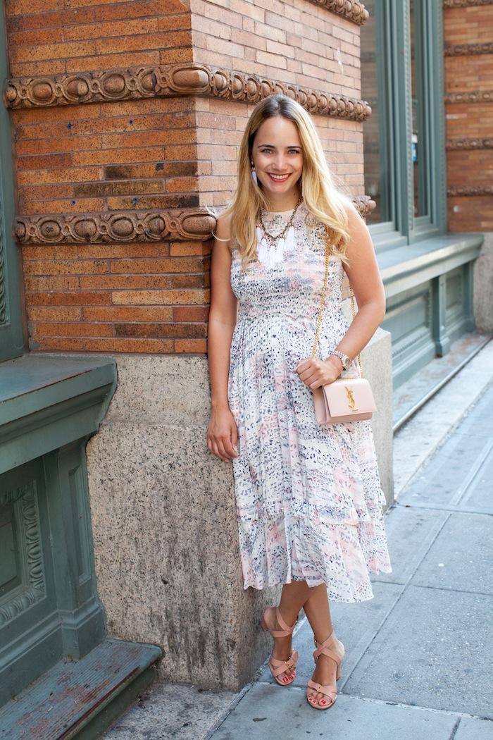 rebecca taylor floral dress 3
