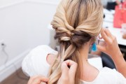 topsy tail braid hair tutorial