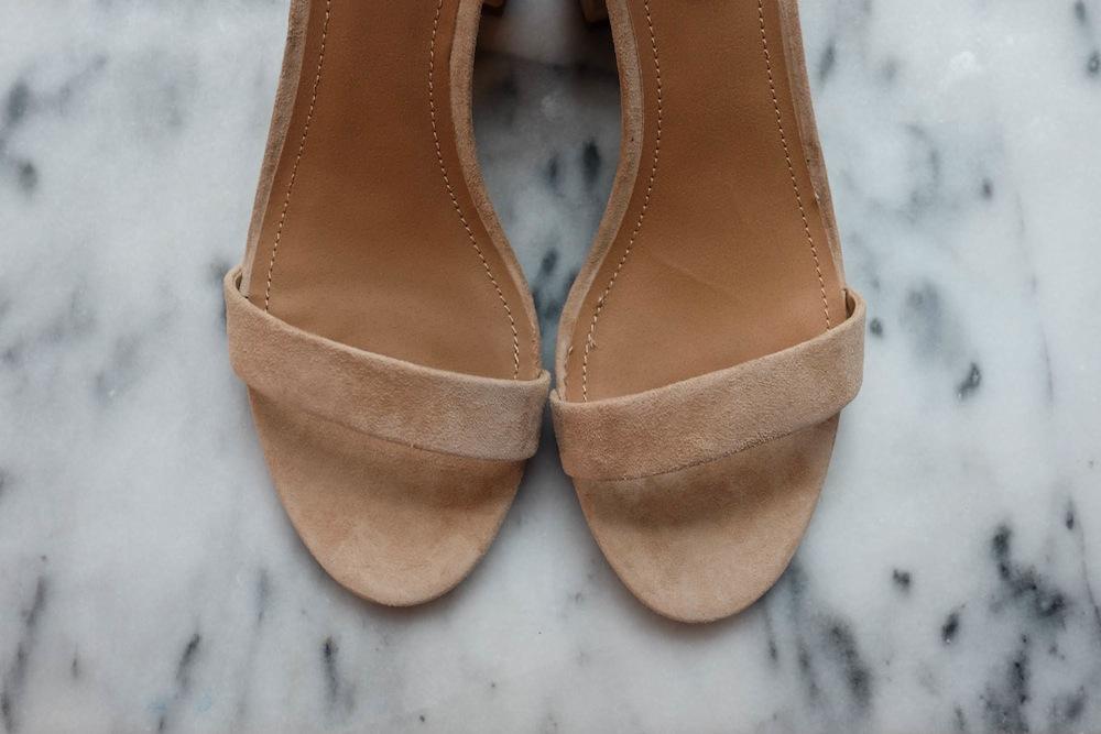 DIY Aquazzura Pom Pom Sandals1