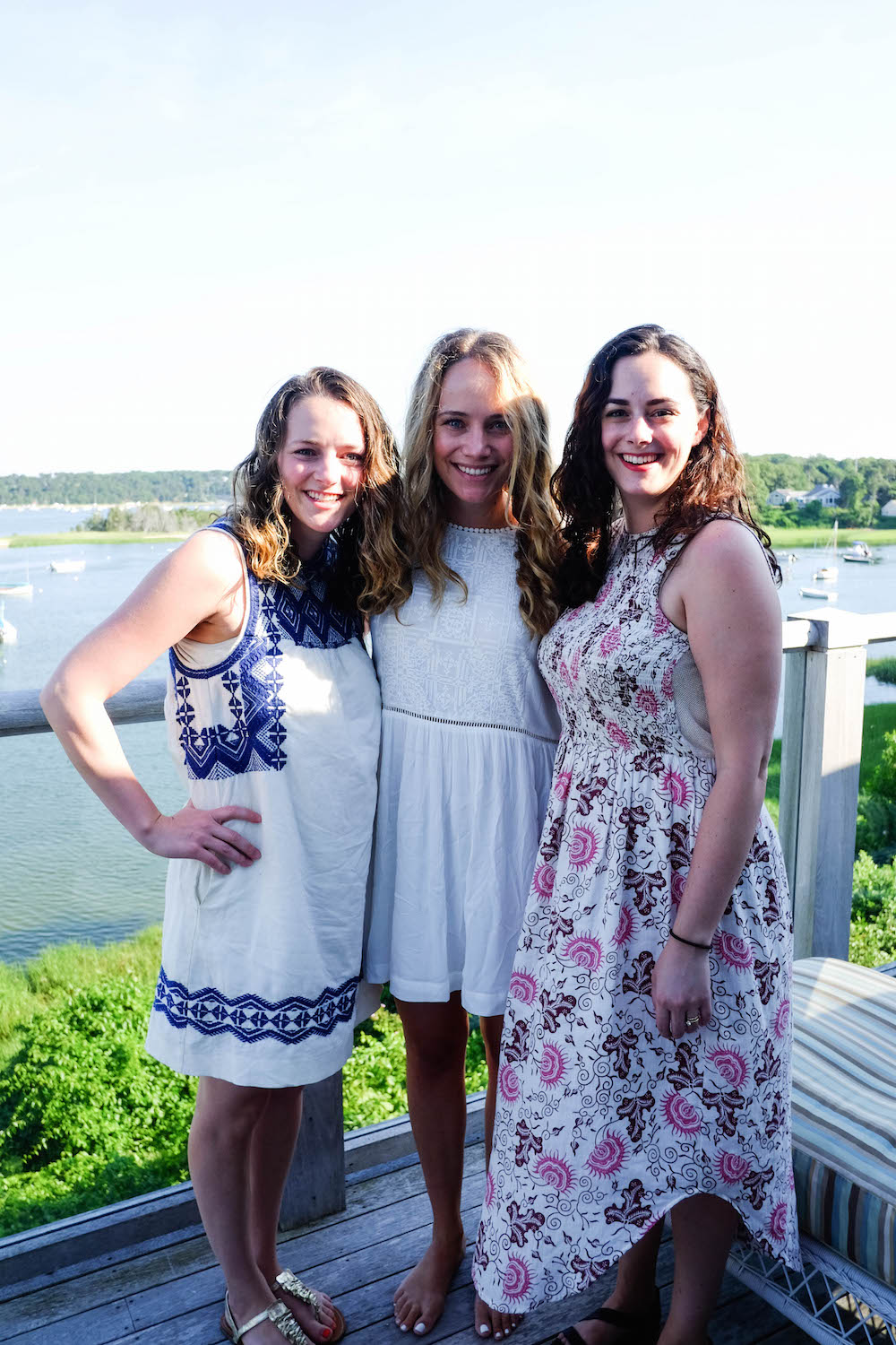 The Wequassett Resort and Golf Club - Meredith Atwood, Grace Atwood, Rebecca Atwood