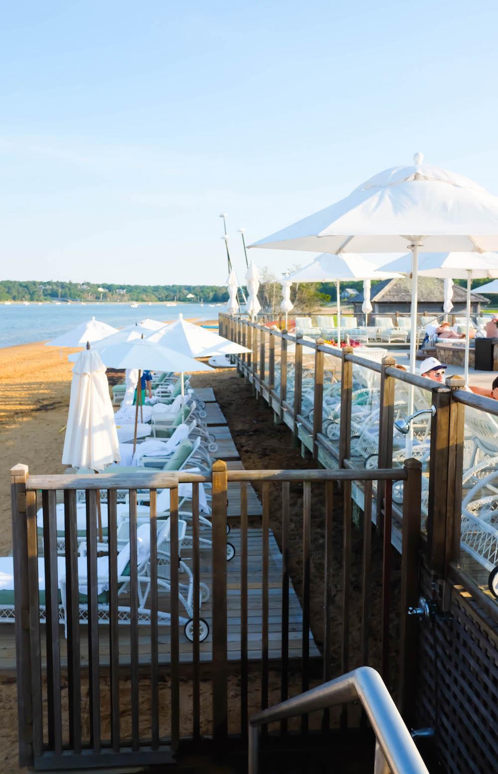 The Wequassett Resort and Golf Club - Beach