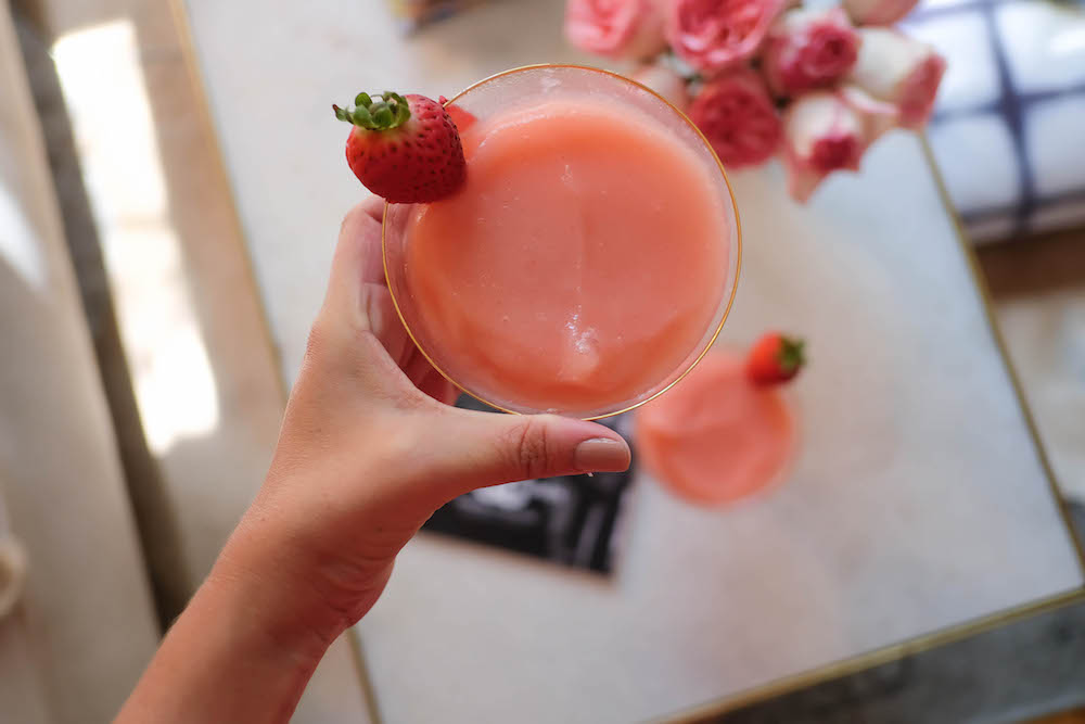 How to Make Frosé - The Stripe Blog. A simple recipe, inspired by Bar Primi!