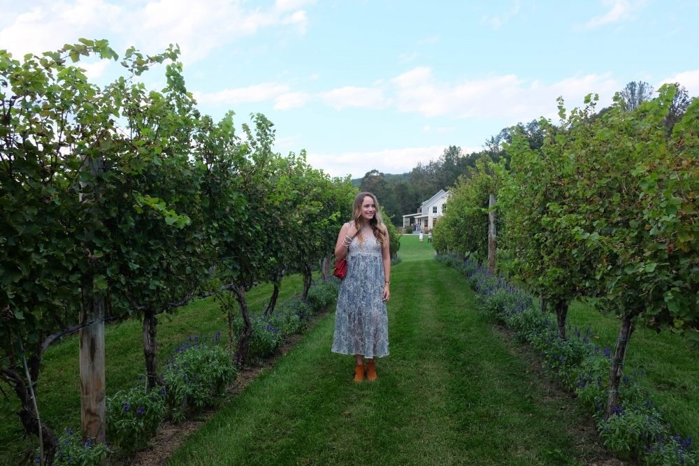 Two Days in Charlottesville, VA - The Stripe Blog, Grace Atwood - Pippin Hill Farm