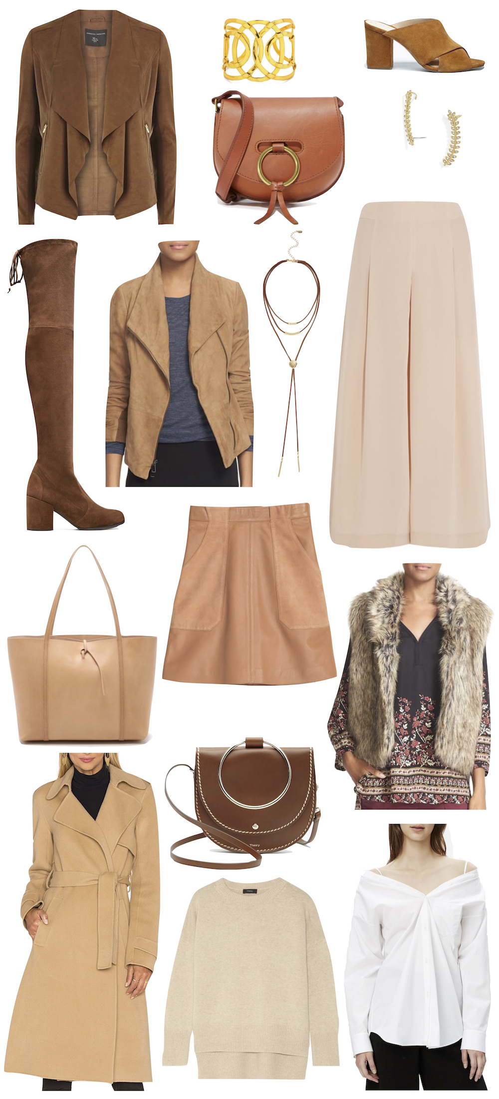 Currently Craving: Fall Neutrals - The Stripe Blog, Grace Atwood