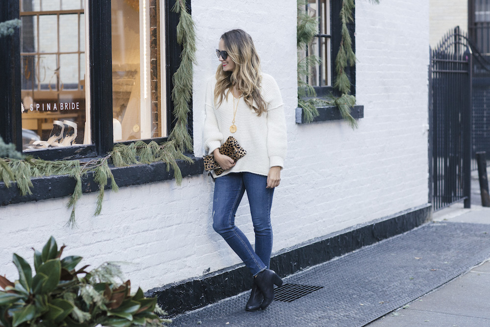 Free People All Mine Sweater | Grace Atwood, The Stripe