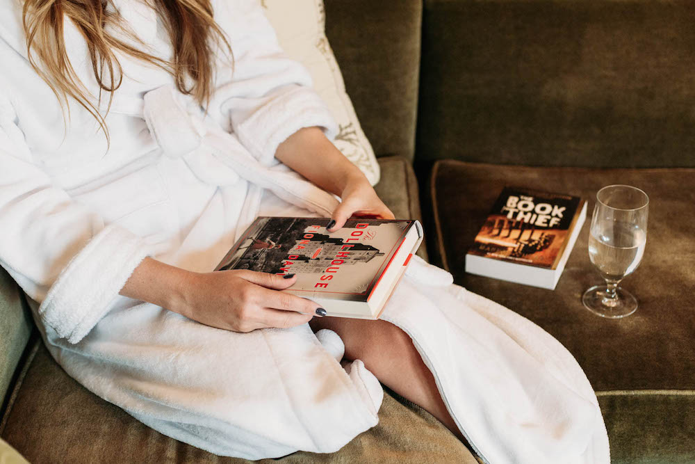 the stripe february reading list: the dollhouse, behind closed doors, how to murder your life, commander in chief, since she went away