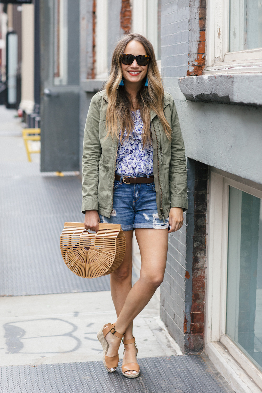 the problem with denim shorts | The Stripe