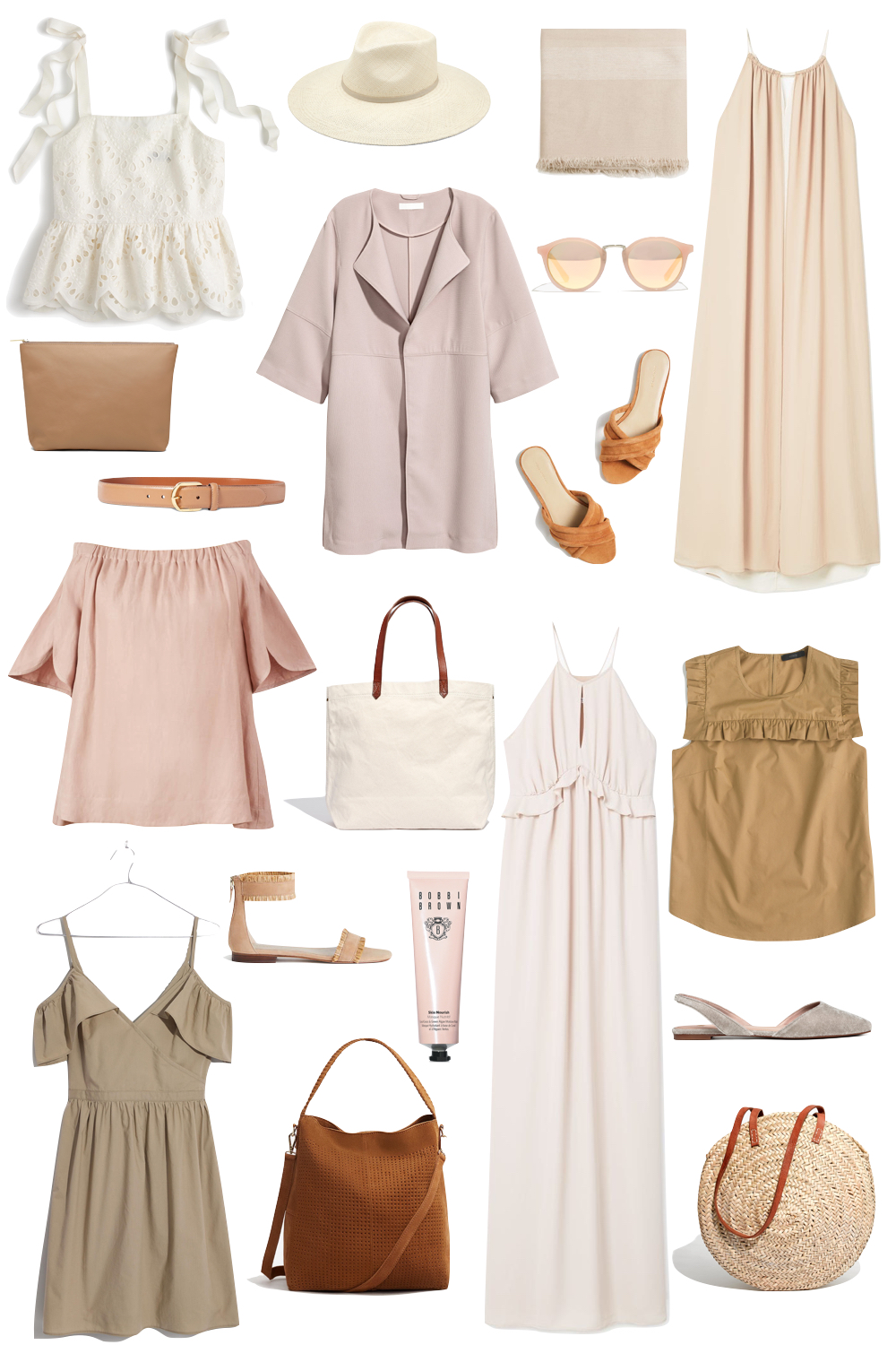 great neutral pieces for under $100   The Stripe
