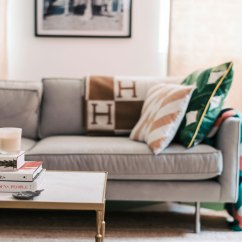 Room And Board Hess Sofa Review Crushed Velvet Scs Anderson Custom The Stripe