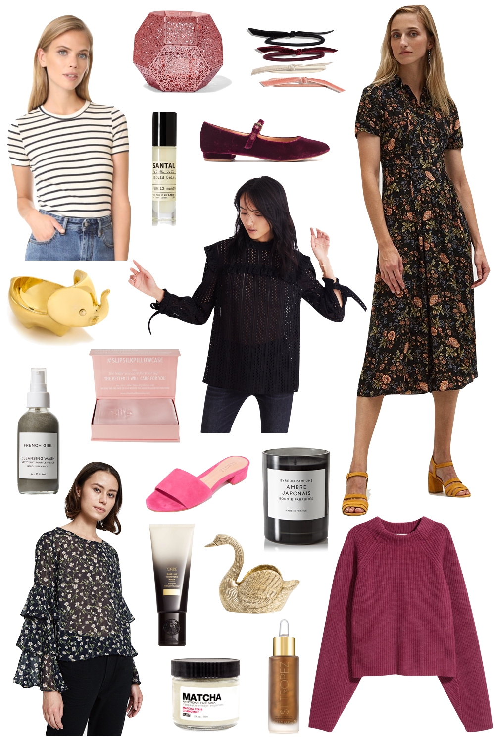 kelly's chic under $100 | an under $100 wish list for november | the stripe, kelly burns