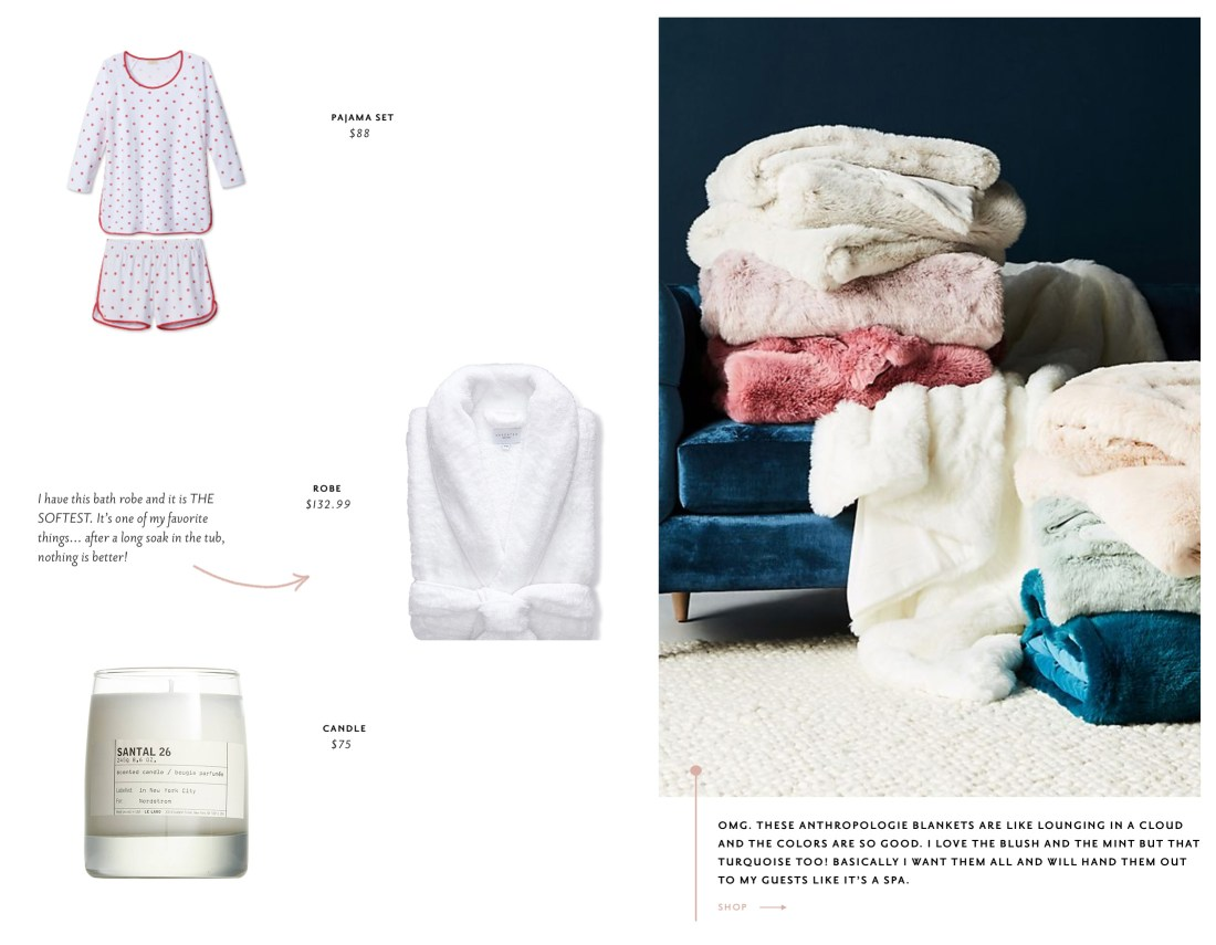 Gift Guide: The Homebody!