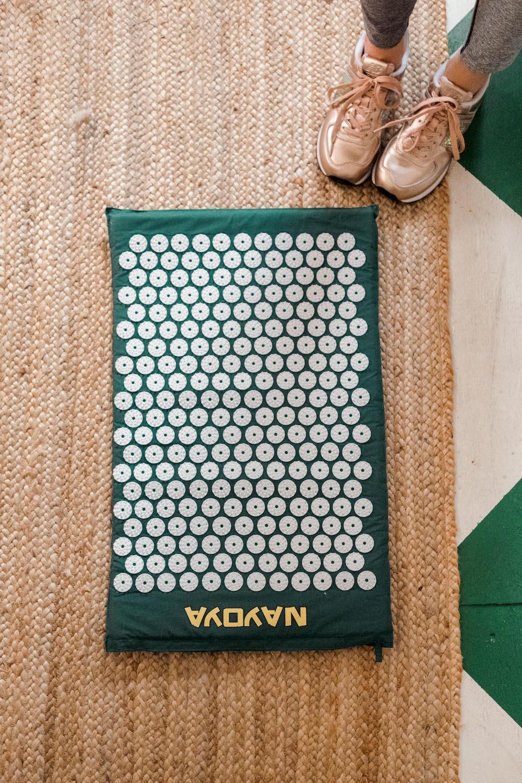wellness friday my acupressure mat