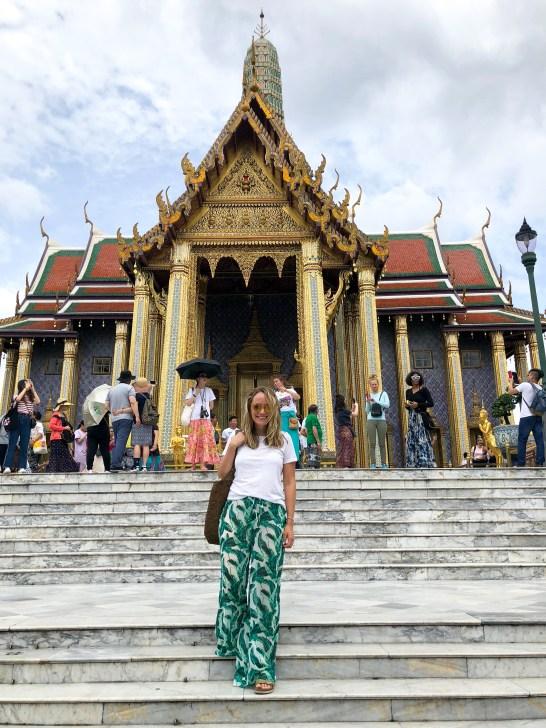 Grace Atwood in Bangkok