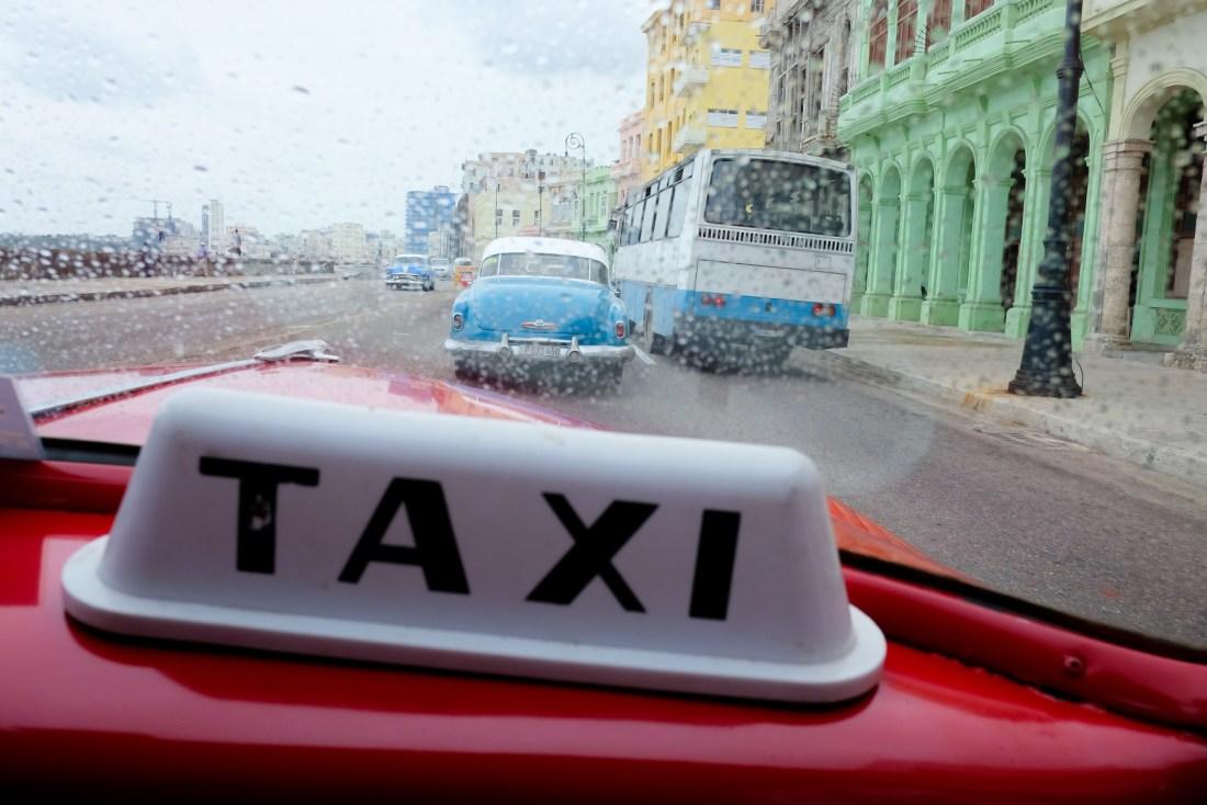 cuba photo diary taxi