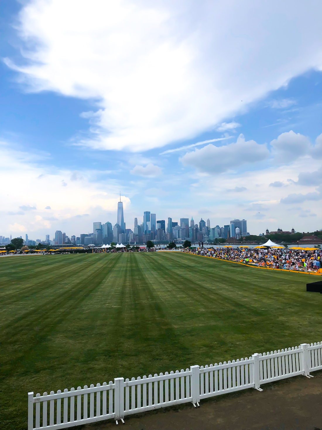 Veuve Clicquot Polo Classic 2018 - The Stripe