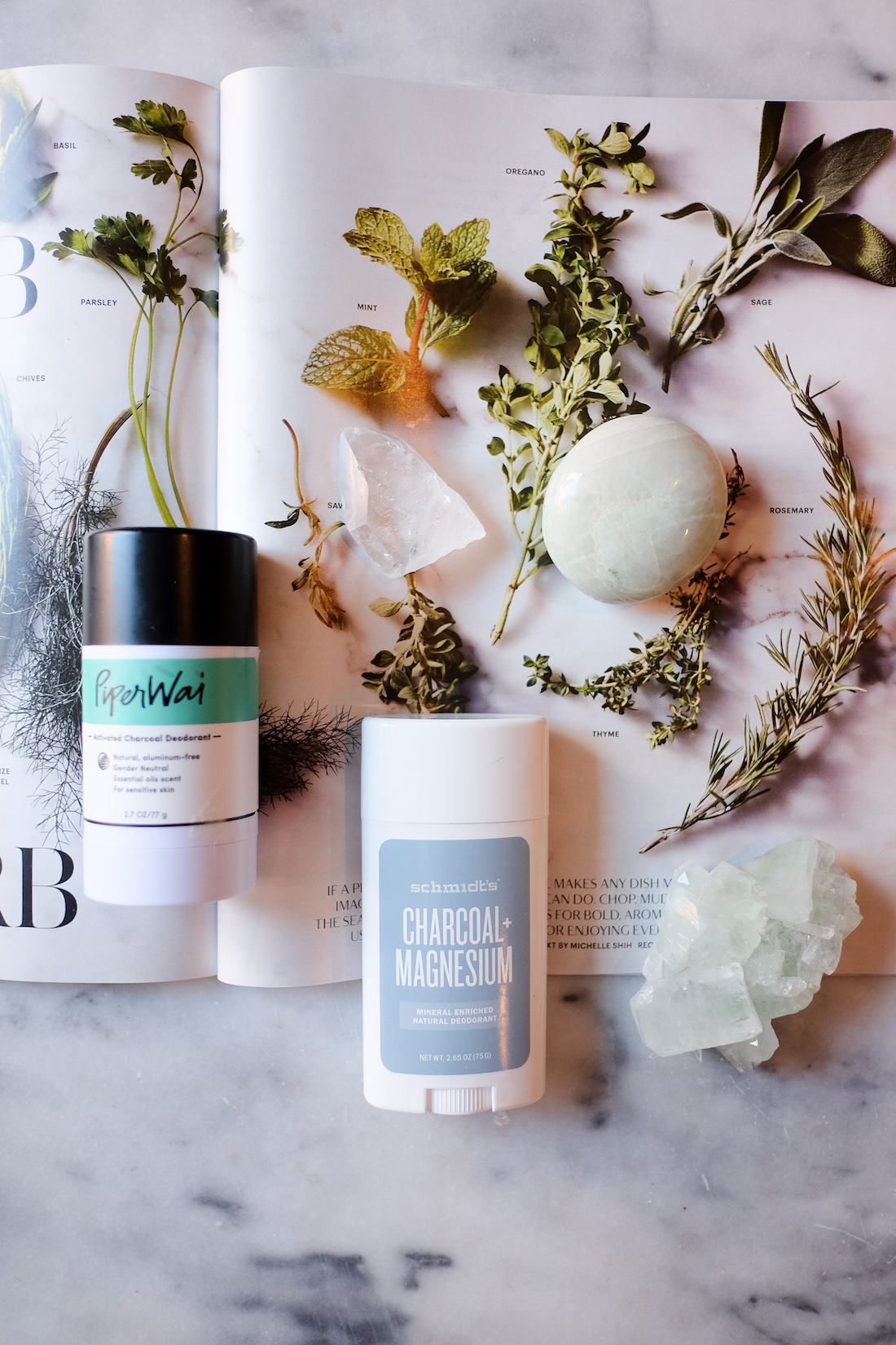 best activated charcoal deodorants