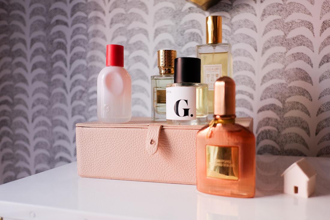 my five favorite fragrances // tom ford orchid soleil