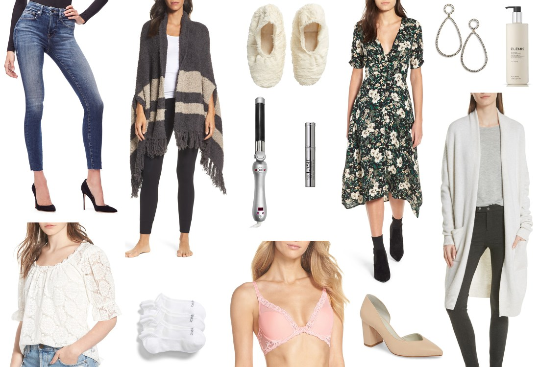 what to buy at the nordstrom anniversary sale 2018 // grace atwood, the stripe