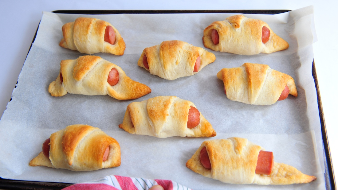 the best make ahead appetizers | how to make pigs in blankets