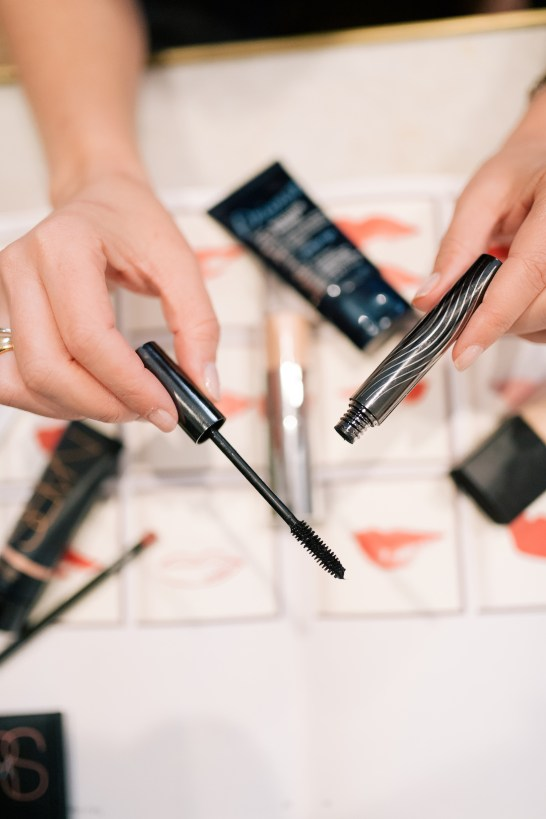 nine // The Chantecaille Mascara is worth the hype.