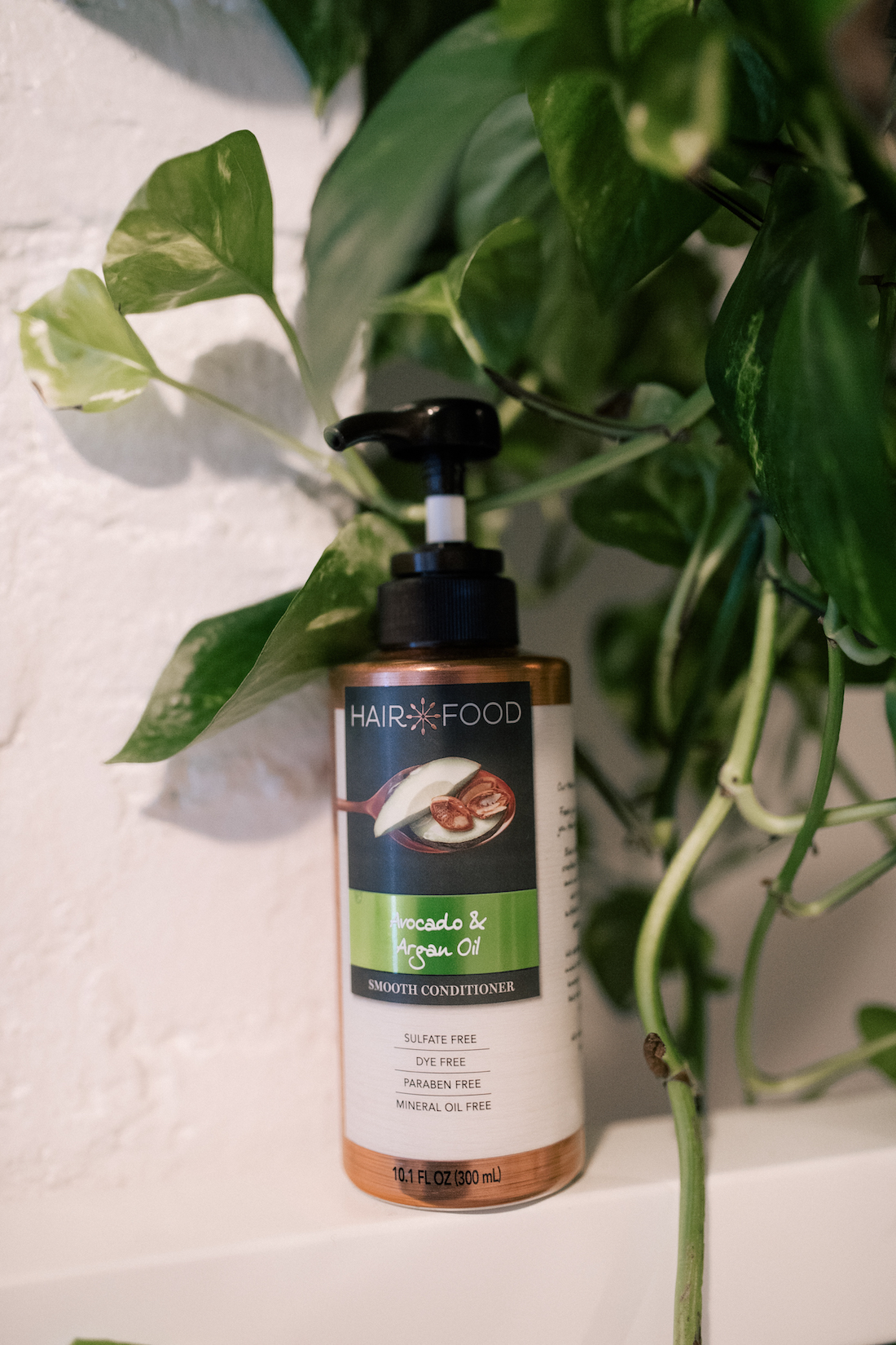 My Secret to Smoother Hair - Hair Food