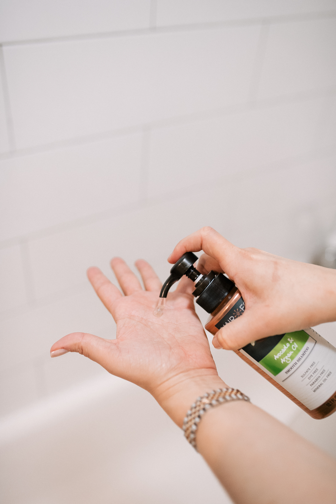 Hair Food - Avocado & Argan Oil Smooth Shampoo