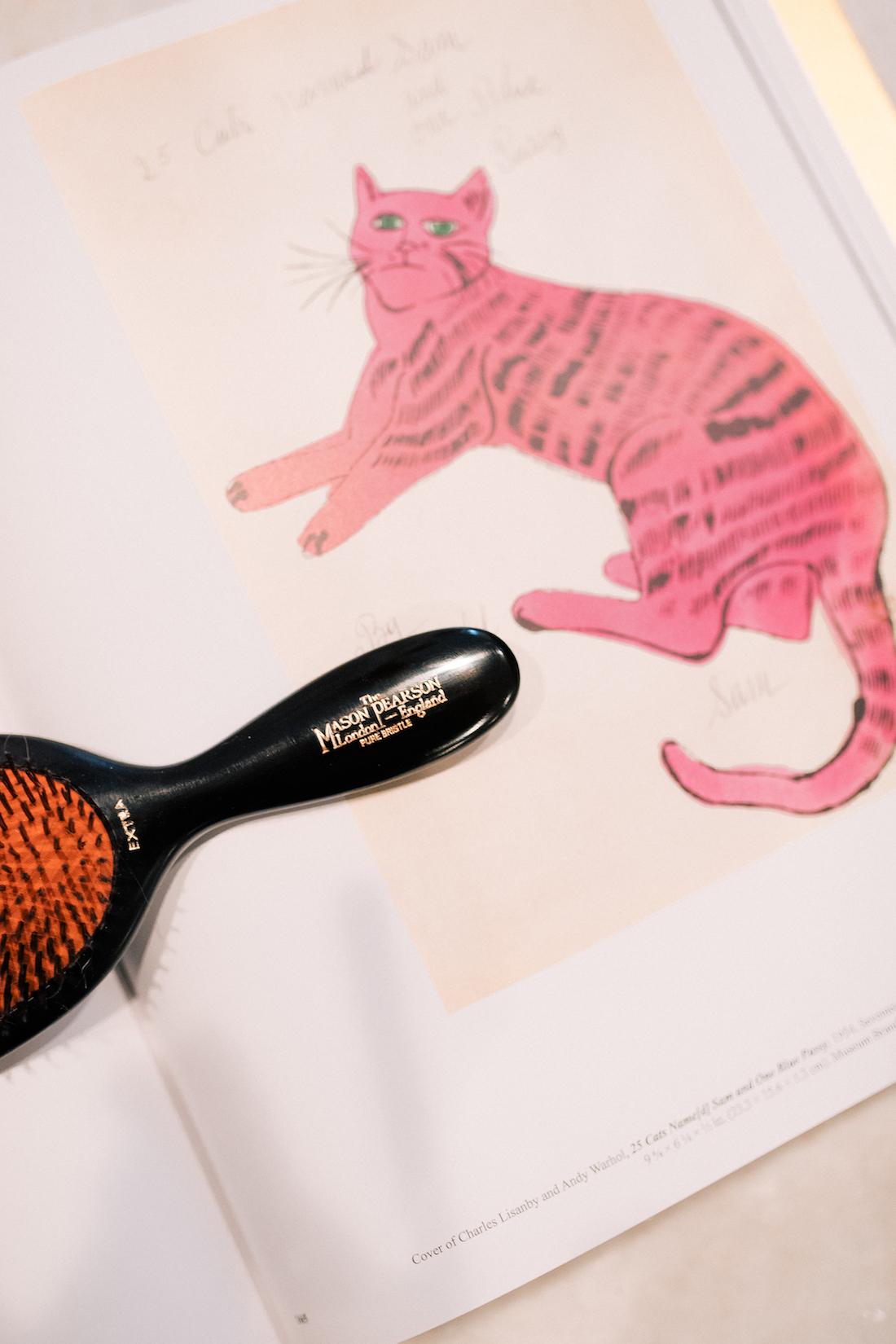 Mason Pearson Hairbrush review.