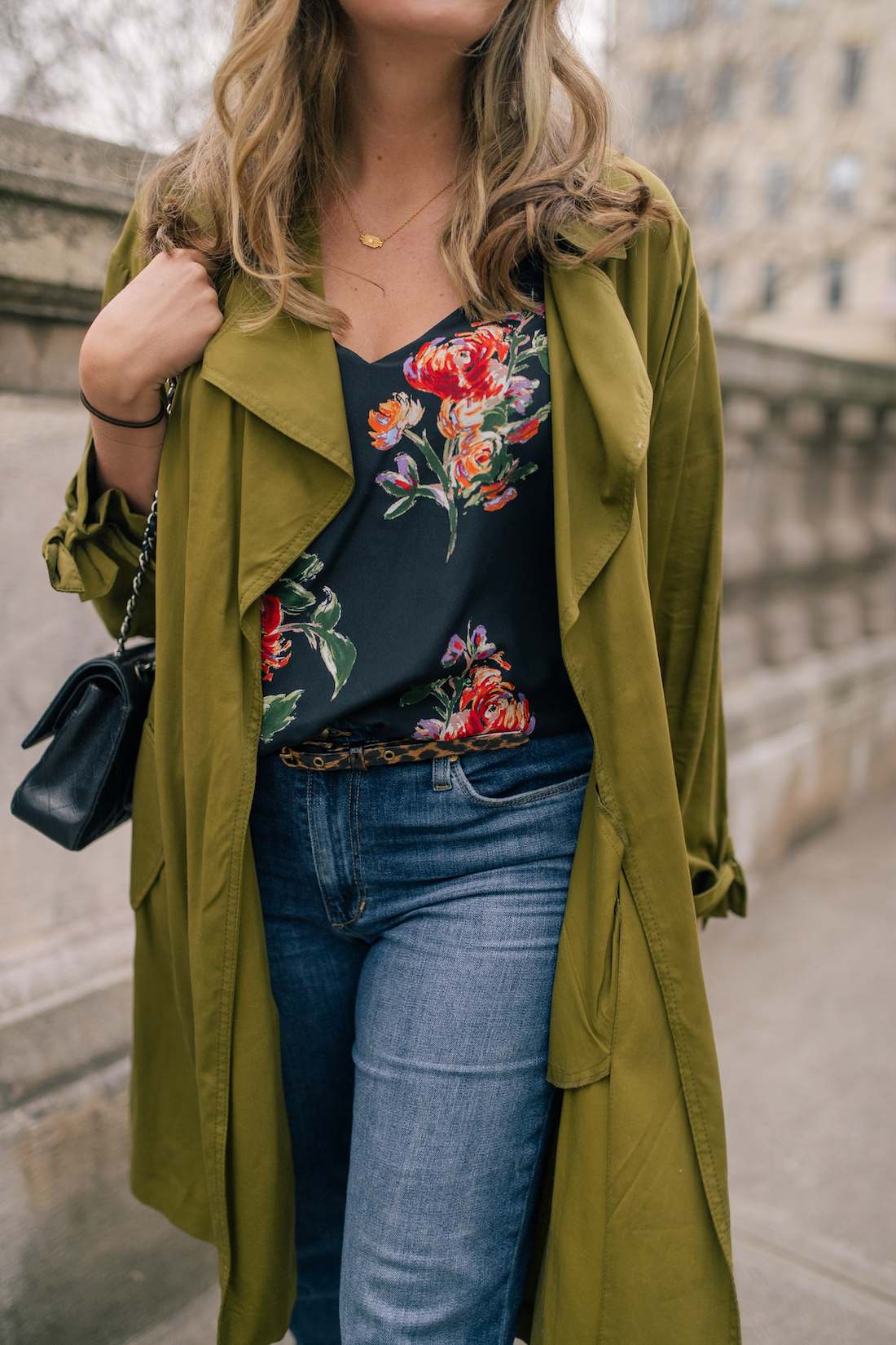 Topshop Trench - An Easy Everyday Look