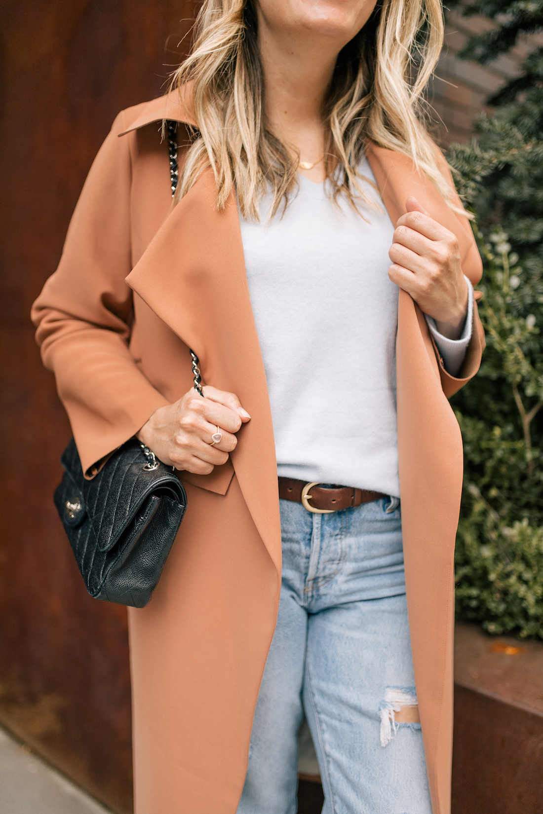 Malene Birger Trench Outfit