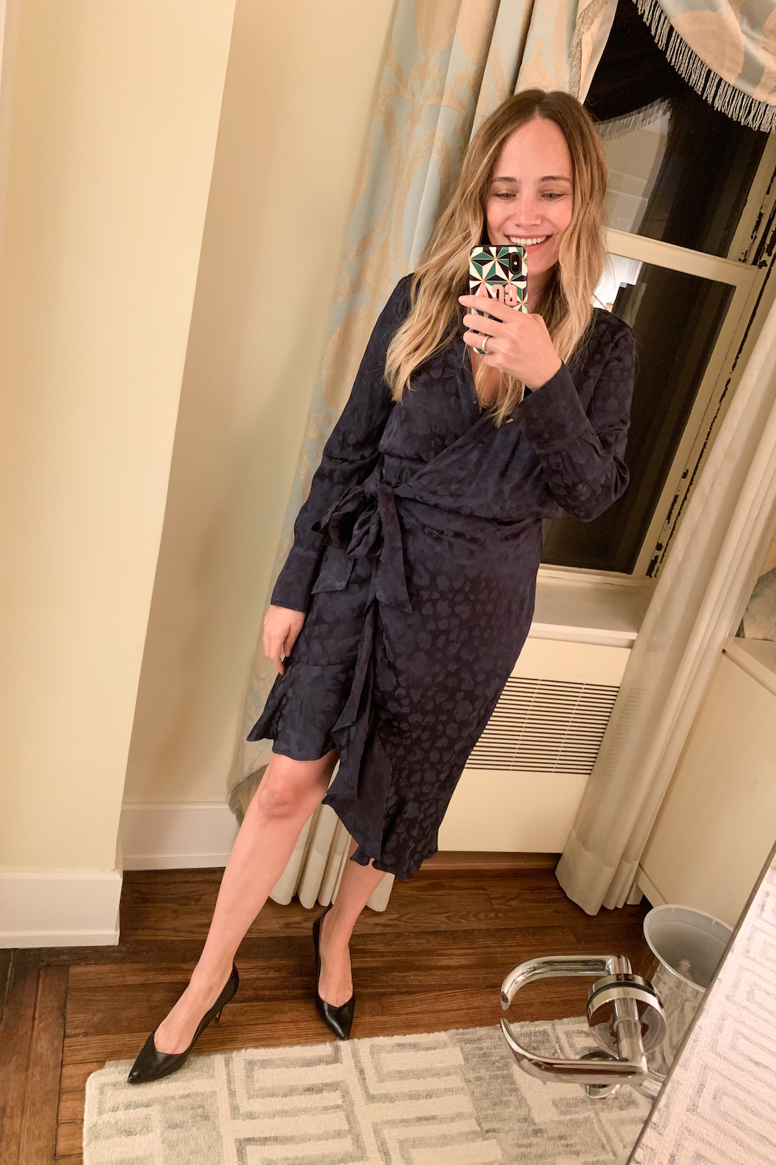 What I Actually Wore: 9.21 - 9.27. parker dress