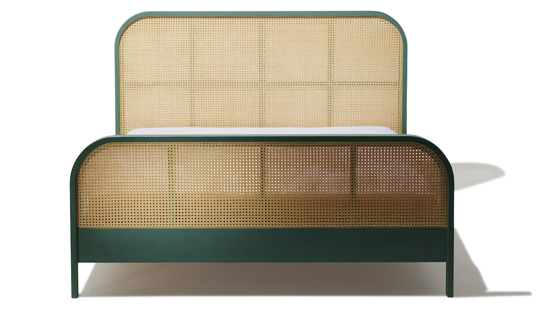 caned bed options